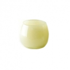 Collection DutZ ® vase/récipient Pot, h 14 x Ø 16 cm, Colori: beige