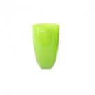 DutZ®-Collection Blumenvase, H 26 x Ø 16 cm, Farbe: Lime