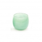 Collection DutZ ® vase/récipient Pot, h 11 x Ø 13 cm, Colori: jade