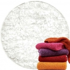 Abyss & Habidecor Super Pile Terry Cloth Guest Towel, 30 x 50 cm, 100% Egyptian Giza 70 Cotton, 700g/m², 100 White