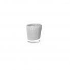 DutZ®-Collection Vase Conic, h 11 x Ø.9.5 cm, medium grey