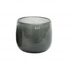 Collection DutZ ® vase/récipient Pot, h 18 x Ø 20 cm, cendreuse