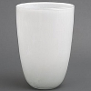 DutZ®-Collection Vase Anton, h 55 x Ø 35 cm, white