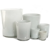 Collection DutZ® vase Conic, h 14 x Ø 12 cm, Colori: gris clair
