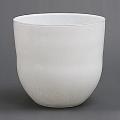 DutZ®-Collection Schale Anton, H 39 x Ø 39 cm, Weiß
