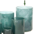 DutZ®-Collection Vase Cylinder, H 30 x Ø 22 cm, Pinie