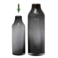 DutZ®-Collection Vase Longo, H 30 x Ø 10 cm, Smoke