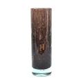 Henry Dean Vase Pipe XL, H 29 x Ø 8 cm, Brunette