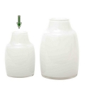 DutZ®-Collection Vase Moderno, h 16 x Ø 10 cm, white