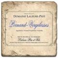 Marmorfliese, Motiv: Französische Weine 5 C,  Antikfinish,  Aufhängeöse, Antirutschf., Maße: L 20 x B 20 x H 1 cm