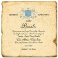 Marmorfliese, Motiv: Italienische Weine 1 A,  Antikfinish,  Aufhängeöse, Antirutschf., Maße: L 20 x B 20 x H 1 cm