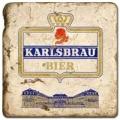 Carrelage en marbre, motif bière 1C, finition antique, illet pour l'accroche, pieds antidérapants, L 20 xl 20 x h 1 cm