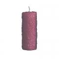 DutZ®-Collection Pillar-Candle, h 25 x Ø 10 cm, colour: red