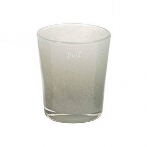 DutZ®-Collection Vase Conic, h 23  x  Ø.20 cm, light grey