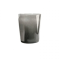 DutZ®-Collection Vase Conic, h 17  x  Ø.15 cm, colour: dark grey