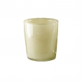 DutZ®-Collection Vase Conic, h 17  x  Ø.15 cm, colour: beige