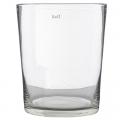 DutZ®-Collection Vase Conic, H 35  x  Ø.30 cm, Farbe: Klar