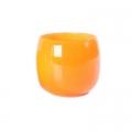 DutZ®-Collection Vase Pot, h 18 x Ø 20 cm, colour: orange