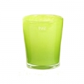 DutZ®-Collection Vase Conic, h 17  x  Ø.15 cm, colour: lime