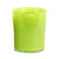 DutZ®-Collection Vase Conic, h 23  x  Ø.20 cm, colour: lime