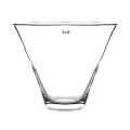 DutZ®-Collection Vase Conic Donau, H 30 x Ø 34 cm, Klar