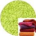 Abyss & Habidecor Super Pile Frottee-Gäste-Handtuch, 30 x 50 cm, 100% ägyptische Giza 70 Baumwolle, 700g/m², 231 Lime Green