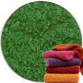 Abyss & Habidecor Super Pile Terry Cloth Guest Towel, 30 x 50 cm, 100% Egyptian Giza 70 Cotton, 700g/m², 290 Peppermint