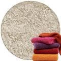 Abyss & Habidecor Super Pile Frottee-Gäste-Handtuch, 30 x 50 cm, 100% ägyptische Giza 70 Baumwolle, 700g/m², 950 Cloud
