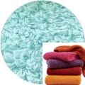 Abyss & Habidecor Super Pile Frottee-Handtuch, 55 x 100 cm, 100% ägyptische Giza 70 Baumwolle, 700g/m², 235 Ice