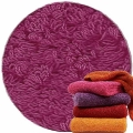 Abyss & Habidecor Super Pile Terry Cloth Towel, 55 x 100 cm, 100% Egyptian Giza 70 Cotton, 700g/m², 535 Confetti