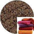 Abyss & Habidecor Super Pile Frottee-Handtuch, 55 x 100 cm, 100% ägyptische Giza 70 Baumwolle, 700g/m², 778 Tobacco
