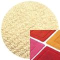 Abyss & Habidecor Badematte Must, 50 x 80 cm, 100% ägyptische Baumwolle, gekämmt, 101 Ecru