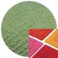 Abyss & Habidecor Badematte Must, 50 x 80 cm, 100% ägyptische Baumwolle, gekämmt, 210 Aqua