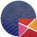 Abyss & Habidecor Badematte Must, 50 x 80 cm, 100% ägyptische Baumwolle, gekämmt, 304 Marina
