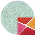 Abyss & Habidecor Bath Mat Must, 50 x 80 cm, 100% Egyptian Combed Cotton, 305 Crystal