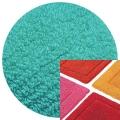 Abyss & Habidecor Badematte Must, 50 x 80 cm, 100% ägyptische Baumwolle, gekämmt, 370 Turqoise
