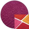 Abyss & Habidecor Badematte Must, 50 x 80 cm, 100% ägyptische Baumwolle, gekämmt, 535 Confetti