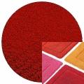 Abyss & Habidecor Badematte Must, 50 x 80 cm, 100% ägyptische Baumwolle, gekämmt, 553 Rouge