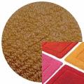 Abyss & Habidecor Badematte Must, 50 x 80 cm, 100% ägyptische Baumwolle, gekämmt, 840 Gold