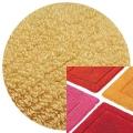 Abyss & Habidecor Badematte Must, 50 x 80 cm, 100% ägyptische Baumwolle, gekämmt, 885 Camel