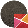 Abyss & Habidecor Bath Mat Must, 50 x 80 cm, 100% Egyptian Combed Cotton, 920 Gris