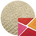 Abyss & Habidecor Bath Mat Must, 50 x 80 cm, 100% Egyptian Combed Cotton, 950 Cloud