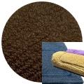 Abyss & Habidecor Badematte Must, 60 x 100 cm, 100% ägyptische Baumwolle, gekämmt, 773 Pepper