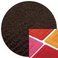 Abyss & Habidecor Badematte Must, 60 x 100 cm, 100% ägyptische Baumwolle, gekämmt, 993 Metal