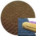 Abyss & Habidecor Badematte Reversible, 60 x 100 cm, 100% ägyptische Baumwolle, gekämmt, 771 Funghi