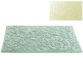 Abyss & Habidecor Badematte Brighton, 60 x 100 cm, 60% Baumwolle, gekämmt, 40% Acryl, 101 Ecru