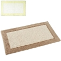 Abyss & Habidecor Bath Mat Origine, 50 x 80 cm, 100% Egyptian Giza 70 cotton, combed, 101 Ecru