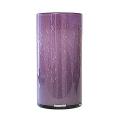 Henry Dean Vase/Windlicht Cylinder, H 30 x Ø 15 cm, Lila