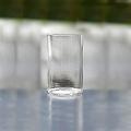 Henry Dean 6 Longdrinkgläser Minimal, niedrig, H 10 x Ø 6,5 cm