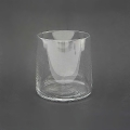 Henry Dean 6 whisky glasses Poppy , h 8.5 x Ø 7 cm